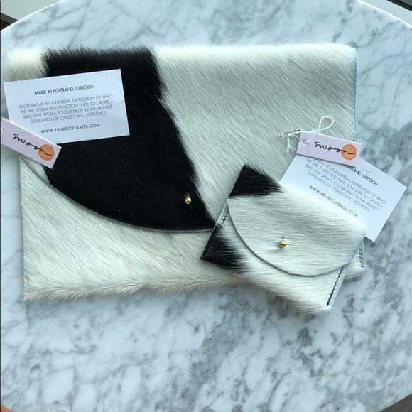 521441df2 Prime Cut Bags | Cowhide Clutch And Card Holder | Poshmark